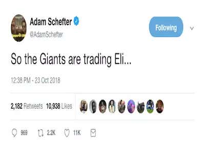 I Rebuke Adam Schefter In The Name Of the Lord For His \