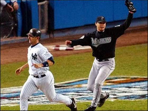 On This Date in Sports October 25, 2003: A Fishy World Series