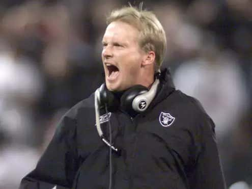 Jon Gruden Lost His Virginity To The Notre Dame Fight Song