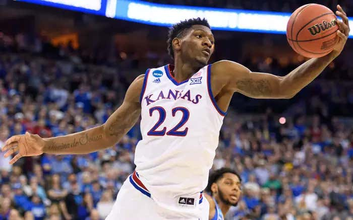It Appears That Kansas Played With An Ineligible Player