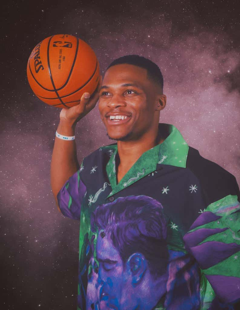 I Am Captivated By Russell Westbrook s Latest Photoshoot - Barstool ... 6e108fb368
