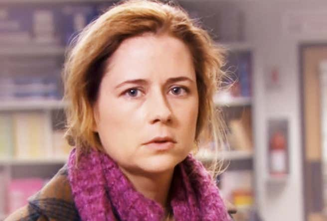38) I'm Just Going To Say It: Pam Beesly Kinda Sucks - Barstool Sports