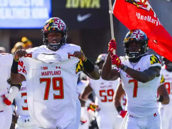 "No ""Toxic Culture"" At Maryland Except For That Trash Can Full Of Vomit Thrown At A Player By The Strength Coach"