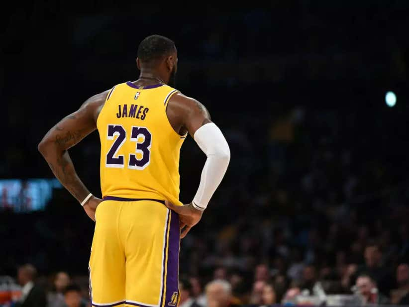 Last Night Was The Worst Possible Outcome For LA LeBron