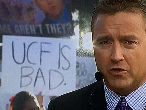 GameDay Signs LIVE From Jacksonville