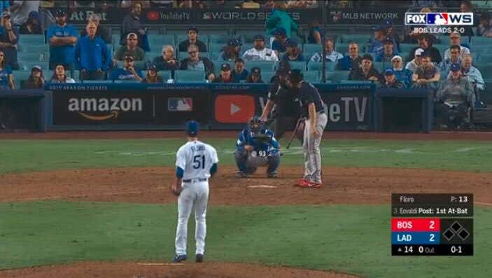 8a55fd8a883 If You Left Last Night s Red Sox-Dodgers Game Early You Should Be ...