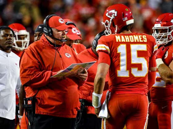 Andy Reid Hates Gambling And A Real Investigation Needs To Be Done