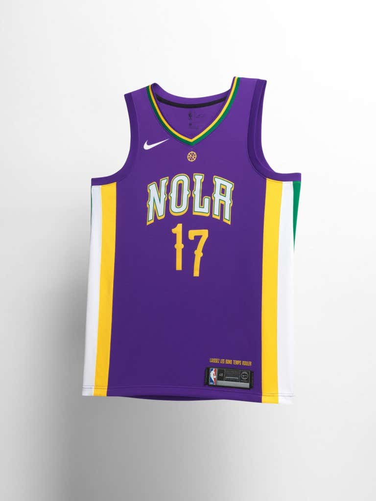 b4c71611c Nike NBA City Edition Uniform New Orleans Pelicans 0046 native 1600