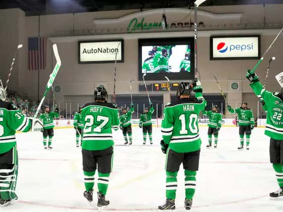 Spittin' Chiclets College Hockey Rankings (Week 3)