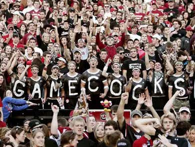 Too Many Drunk South Carolina Students Are Getting Sent To The Local Hospital During Football Games