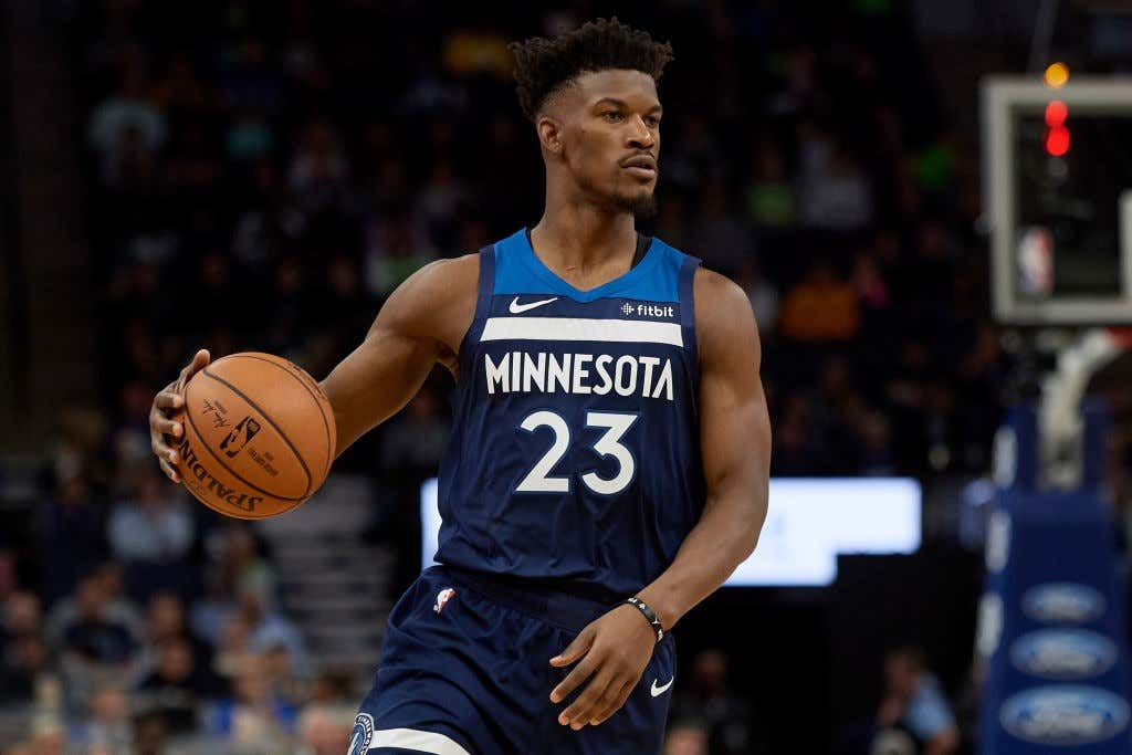 e3102f73545bdd Jimmy Butler Must Be Stupid If He Thinks He Can Blatantly Lie To Us ...