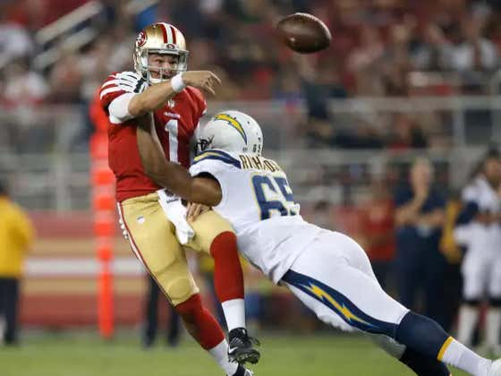 "49ers Starting QB Tonight, Nick Mullens, Once Told A Trainer To ""Tape Up"" A Bone Sticking Through His Thumb So He Could Go Back In The Game"