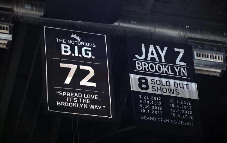 best website ca6a3 c1803 The Brooklyn Nets Officially Announced Their Biggie-Inspired ...