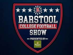 The Barstool College Football Show Presented By Panera Returns At 10 AM Tomorrow