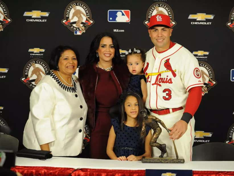 Carlos Beltran And His Family Won Halloween By Dressing Up