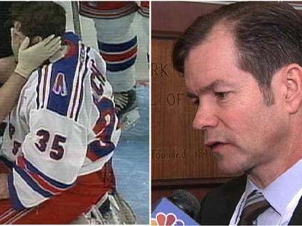 On This Date in Sports November 5, 2002: Mike Richter's Swan Song