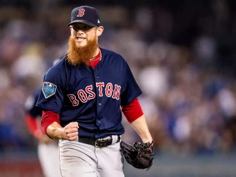 It Doesn't Sound Likely That The Red Sox Will Re-Sign Craig Kimbrel