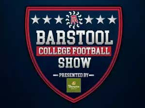 Week 11 Of The Barstool College Football Show Presented By Panera - Tomorrow At 10 AM