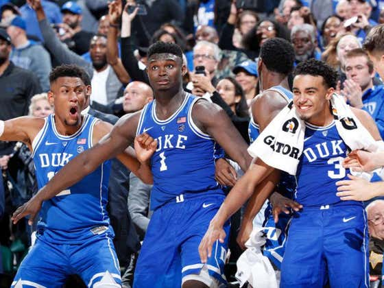 Duke Respects the Troops As They Beat Army Graciously