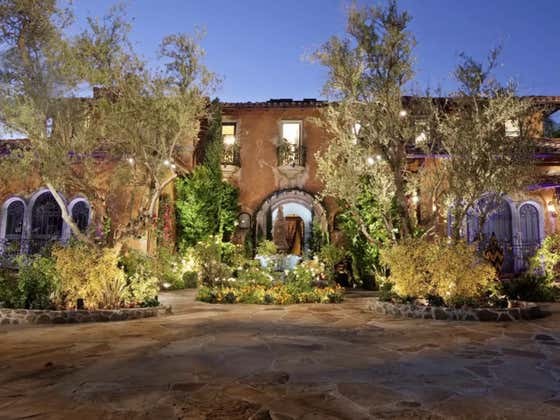 'The Bachelor' Mansion Survived The California Wildfires Thanks To A Teenager Who Flagged Down Firefighters