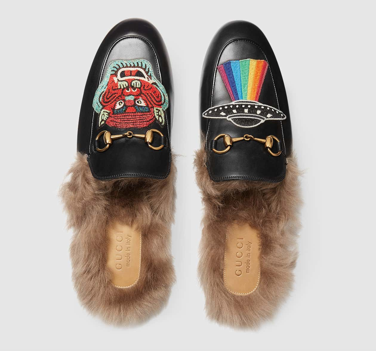 I Bought $1,100 Gucci Slippers In The Most Patriotic Way