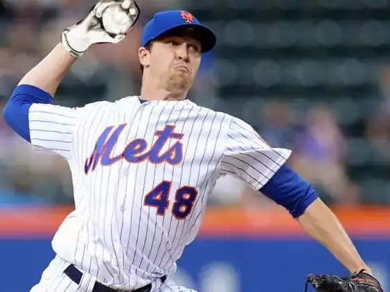 Jacob deGrom Wins The NL Cy Young Award After Turning In One Of The Most Dominant Seasons We Will Ever See