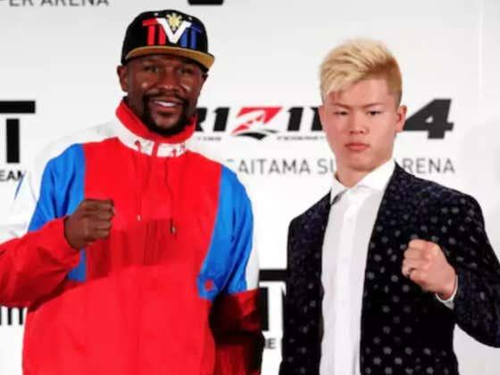Floyd Mayweather Says New Year's Eve Fight With Japanese Kickboxer Tenshin Nasukawa Is Back On