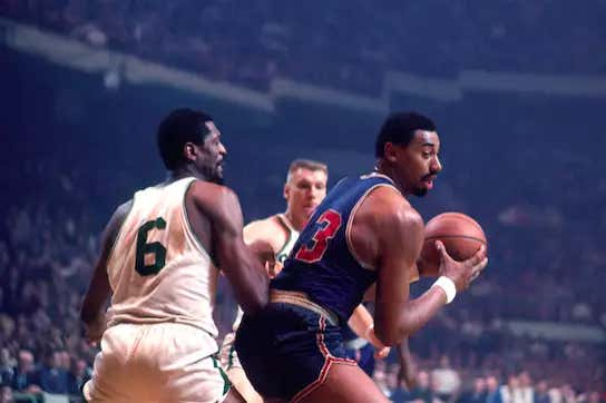 End Your Workday With Some Wilt Chamberlain Goodness