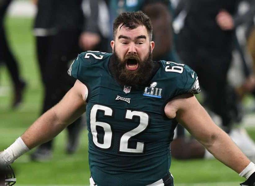 Jason Kelce Says the Eagles are Lacking 'Accountability'