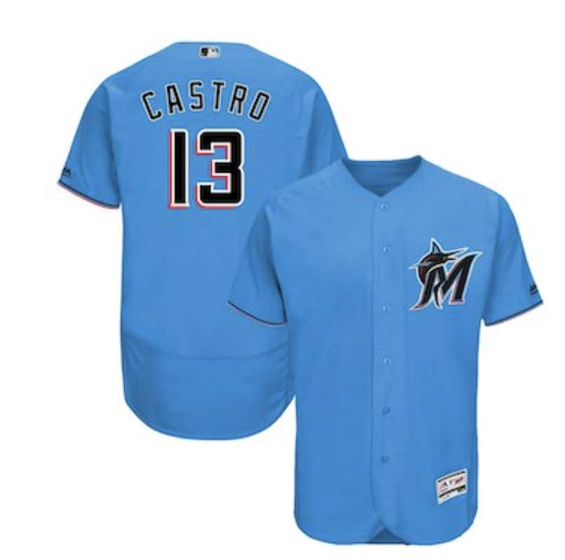 4e0e7f1b1 The Miami Marlins Ditch Their Terrible Logo And Uniforms For These ...