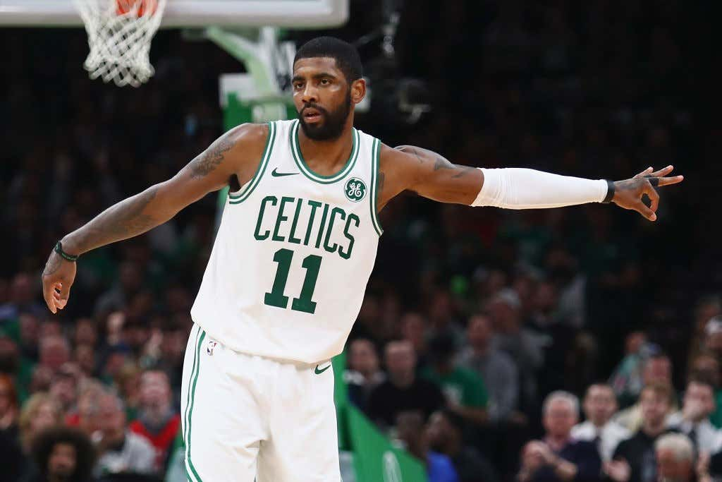 Kyrie Irving Just Willed The Celtics Past The Raptors In An OT ... debd66178