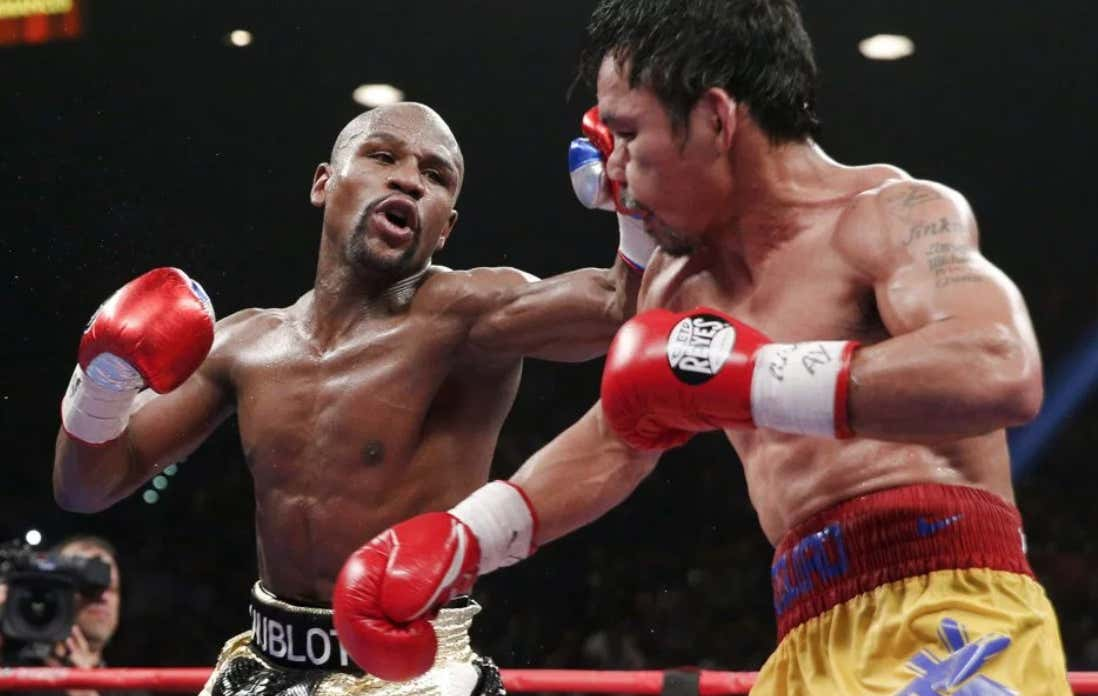download torrent floyd mayweather vs manny pacquiao