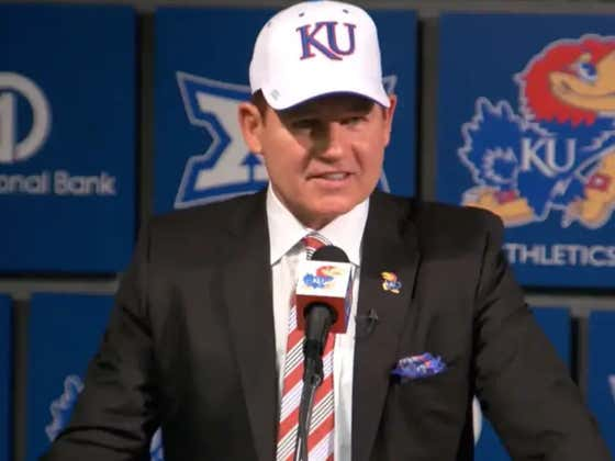 Kansas Has Already Broken Les Miles' Brain