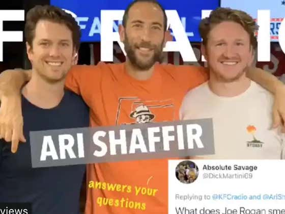 Ari Shaffir Joins KFC Radio And We Are Way Too Washed Up For Big Wednesday