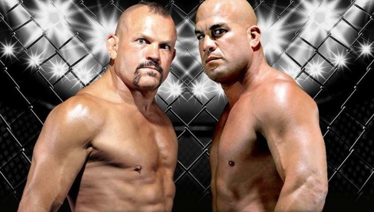 be1607360f68d2 Chuck Liddell vs Tito Ortiz III Has Turned Into A Trainwreck I Simply  Cannot Look Away From