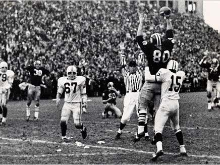 On This Date in Sports November 23, 1968: Harvard Beats Yale 29-29