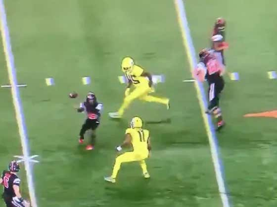 Did Oregon State Run The Worst Trick Play In Football History?