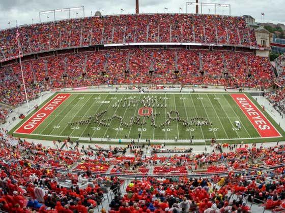 Enjoying Stadium Architecture - Ohio Stadium