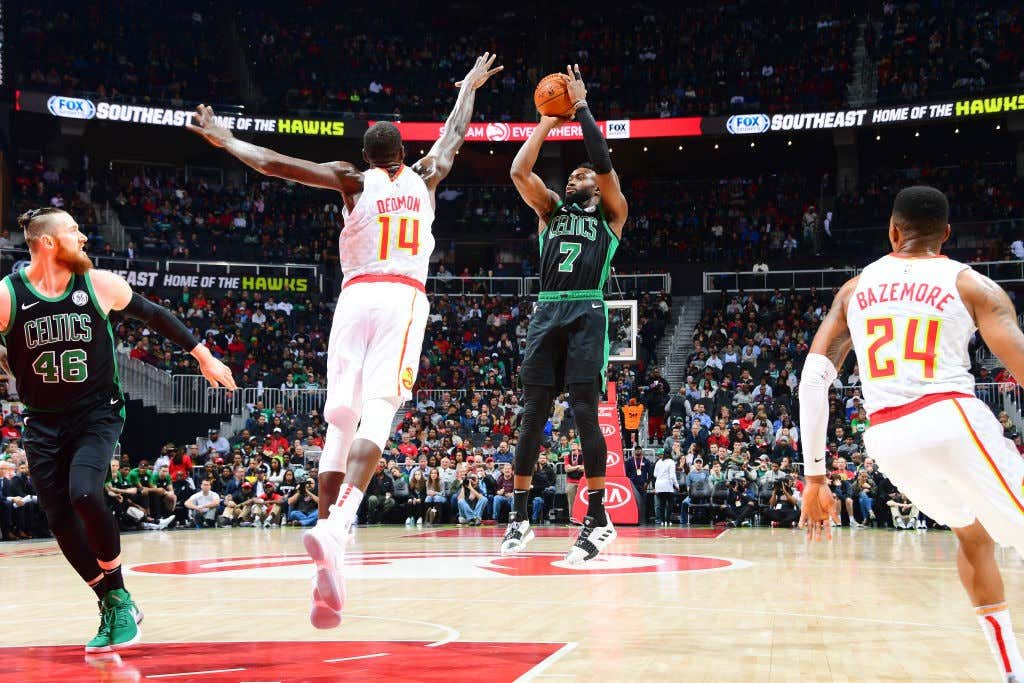 Boston Celtics v Atlanta Hawks. What 66fc0634e