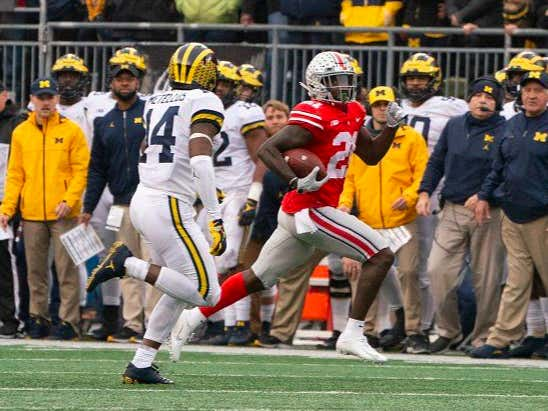 d15ecfb5a OHIO STATE DESTROYS MICHIGAN 62-39, REVENGE TOUR CANCELLED - Barstool Sports