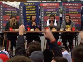 The Barstool College Football Show Presented by Panera From Ohio State