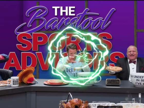 Barstool Sports Advisors Episode 12