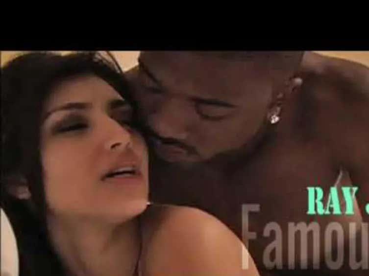 kim kardashian ray j tape