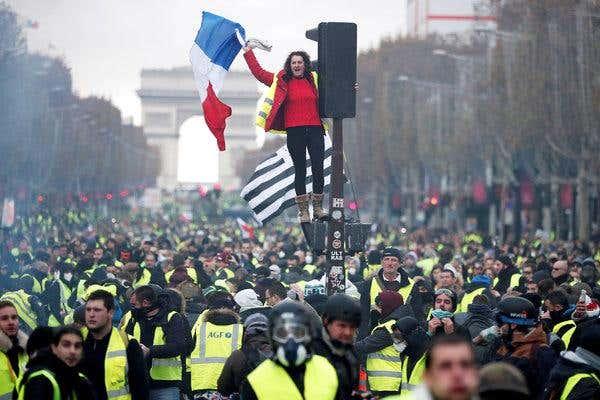 FranceProtests