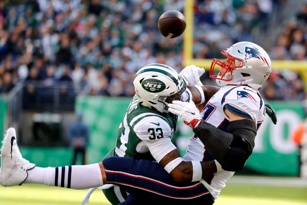 1d951c74302 Jets Vs. Patriots Film Breakdown: At Least We Have Jamal Adams? + BONUS  'Fire Todd Bowles' Anthem