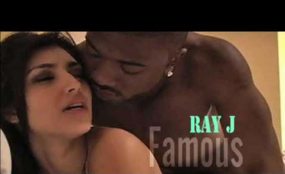 Ray j n kim k sex tape