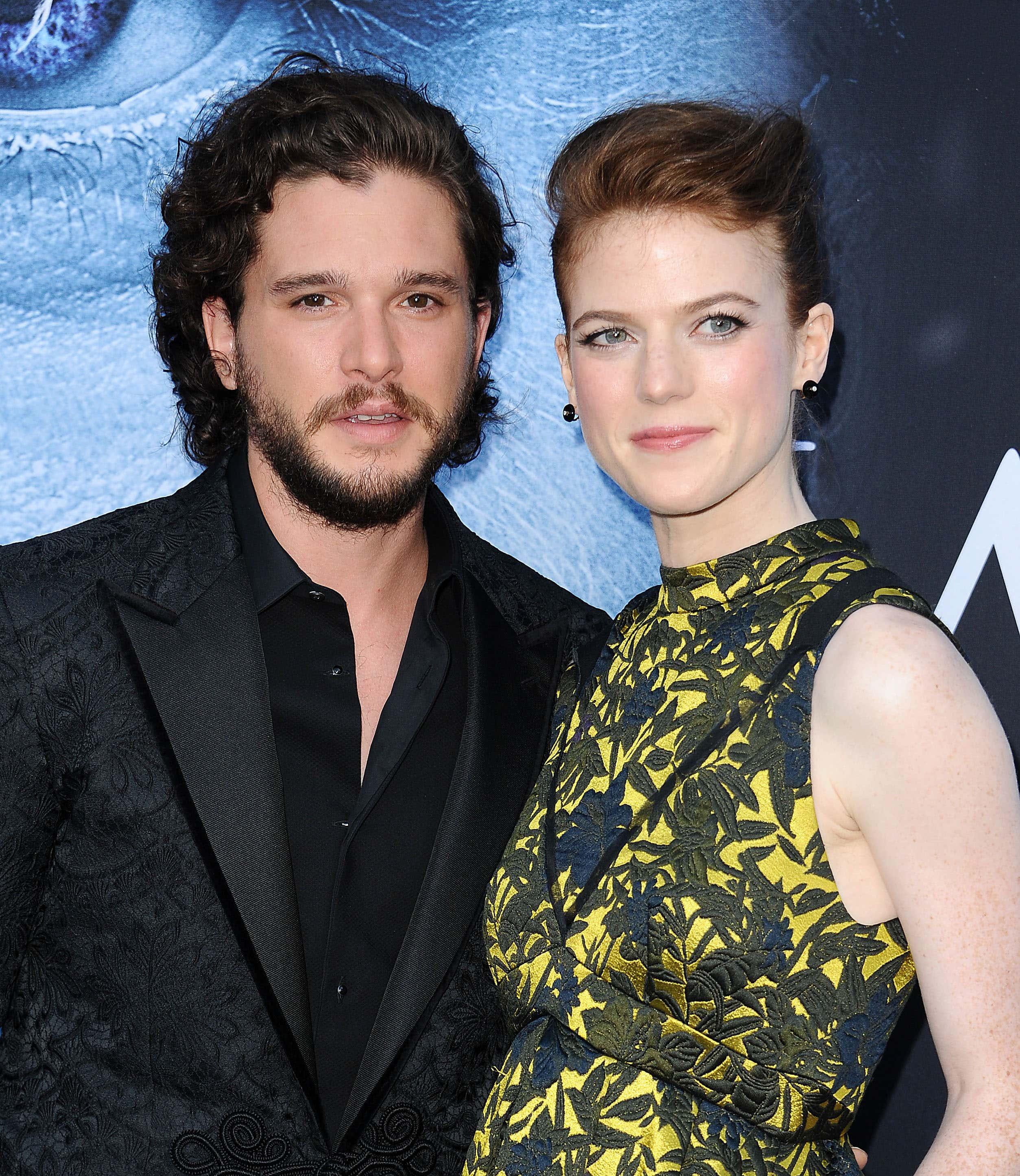 Kit Harington Aka Jon Snow Denies Cheating On Wife Rose -7791