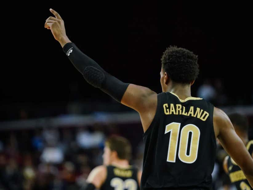 Less Than A Month Into The Season Vanderbilt Is Screwed After Losing Darius Garland