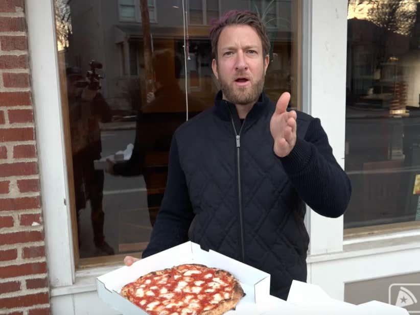 Barstool Pizza Review Goremade Pizza Columbusoh Barstool Sports