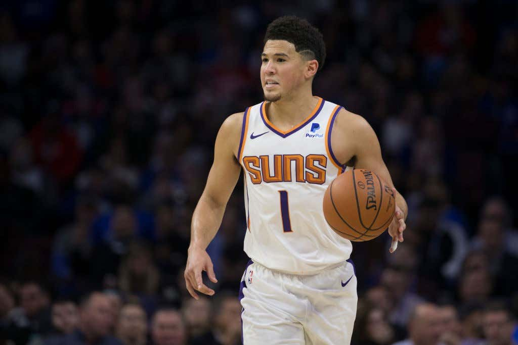 Devin Booker Is Going To Be Waiting A Lonnnnnng Time For His ... 61bdc7e6f3d